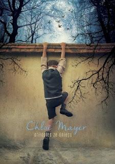 """""""Chłopiec ze sniegu"""" Chloe Mayer"""