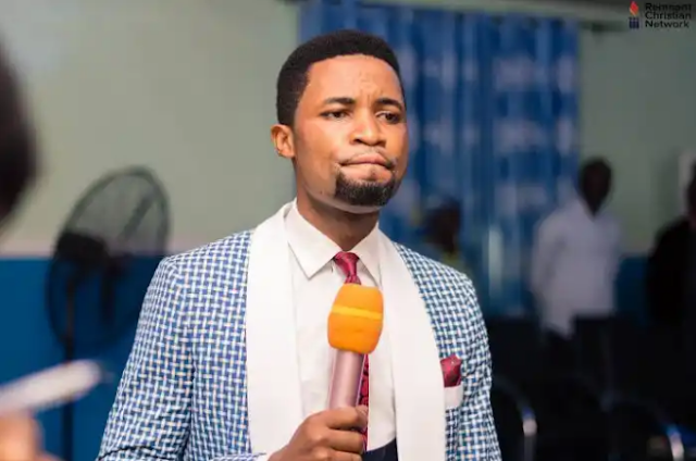 Audio: Apostle Mike Orokpo - Organic Ministry Of The Holy Spirit