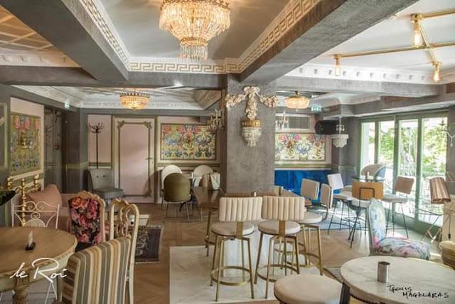 Ξενοδοχείο Ερμιόνιο Κοζάνη: Le Roi (Ημιόροφος) 4 Annie Sloan Greece