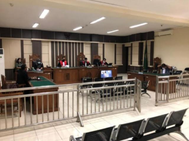 Terdakwa Kasus Dugaan Korupsi Pengelolaan Dana Penyertaan Modal BUMDes Bulupayung Mulai Disidang