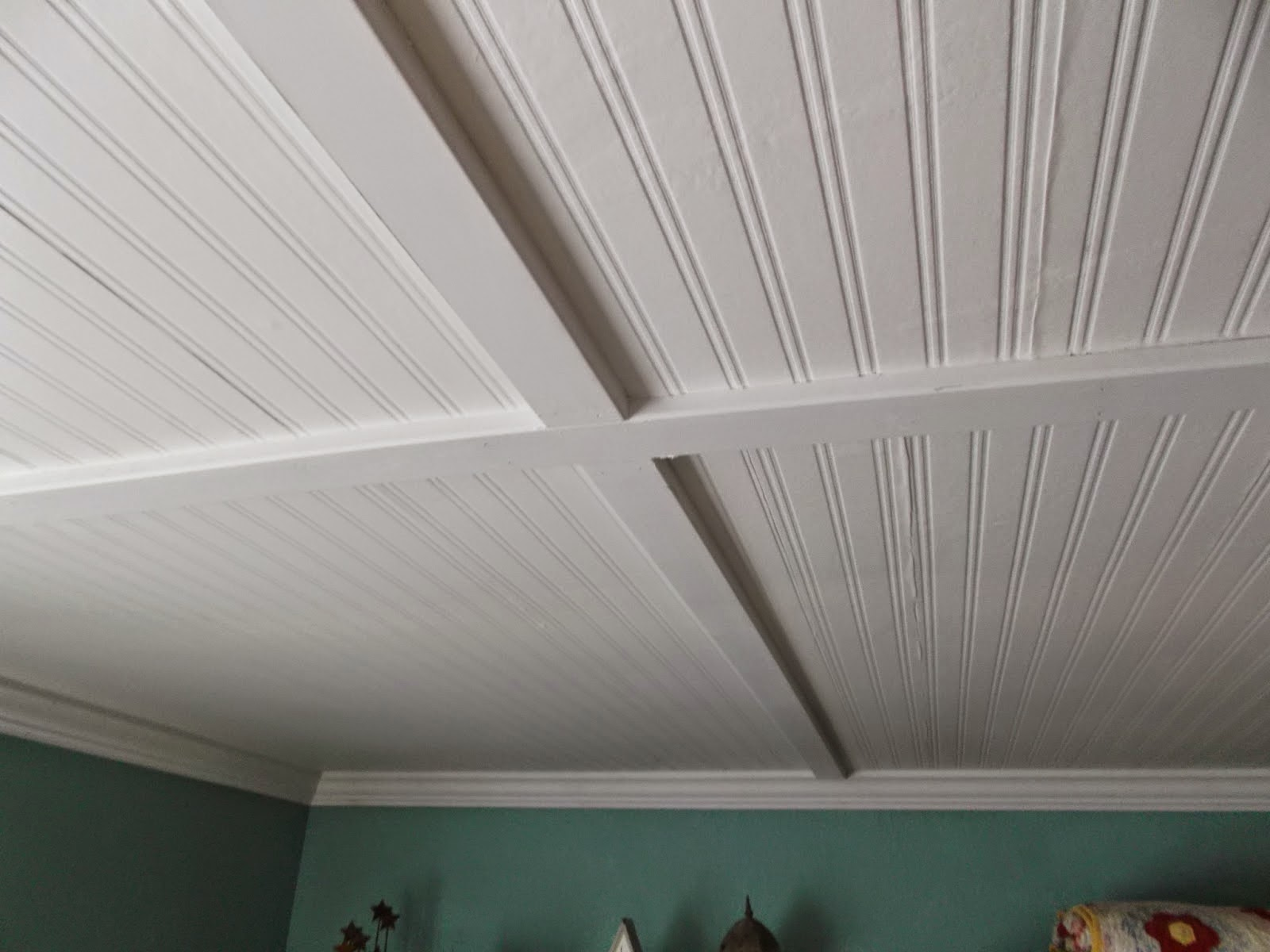 20 Absolute Vinyl Beadboard Ceiling Lowes