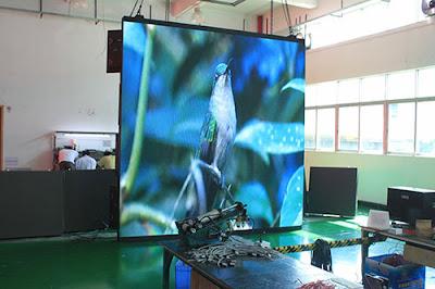Thi công màn hình led p4 chuyên nghiệp tại TP.HCM