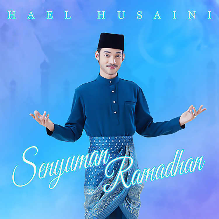 Lirik Lagu Hael Husaini - Senyuman Ramadhan