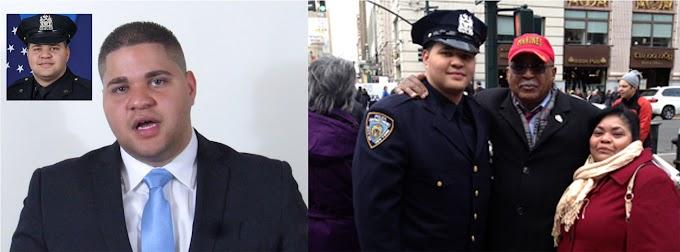 Ex policía de origen dominicano lanza candidatura a la alcaldía de Nueva York  para  elecciones de 2018
