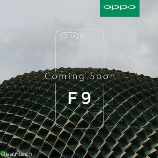 OPPO to Launch F9, F9 Pro Soon?