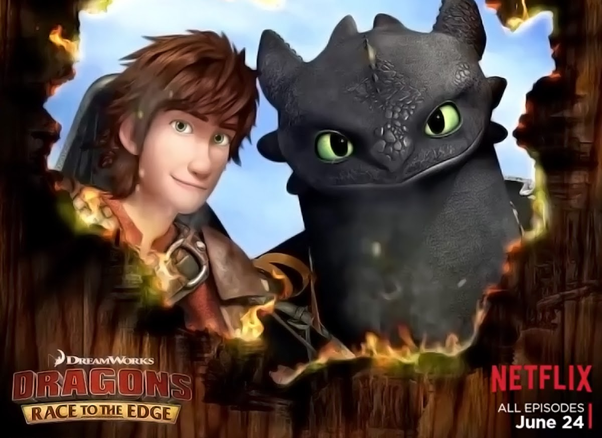 How to train your dragon race edge episodes dragons race to the edge season 1 school of how ccuart Choice Image