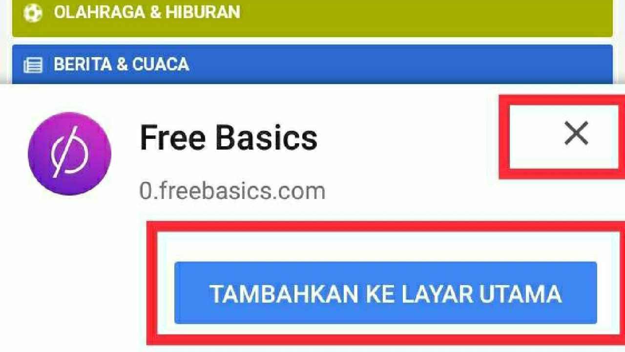 Cara membuat Facebook gratis bukan mode gratis