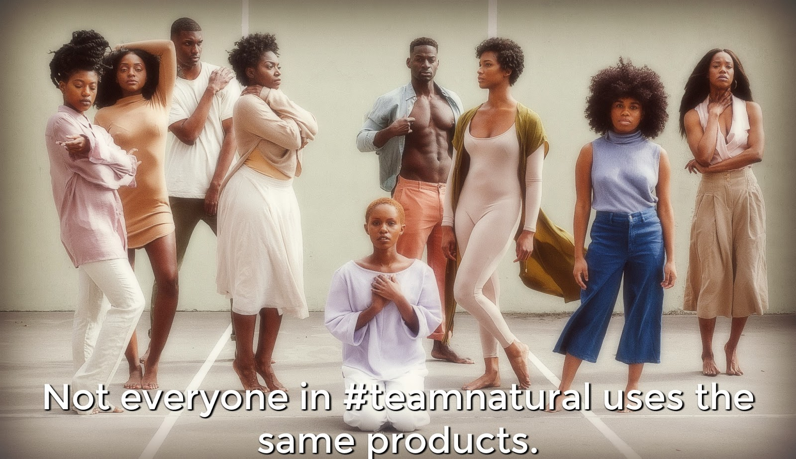 Black women are going natural every day but how much do they know about #teamnatural? Natural hair is not a fad, but what exactly IS IT?
