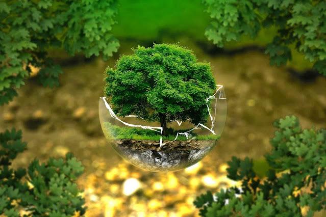 Figure 1. Reflexión de las causas del calentamiento global - sybcodex.com