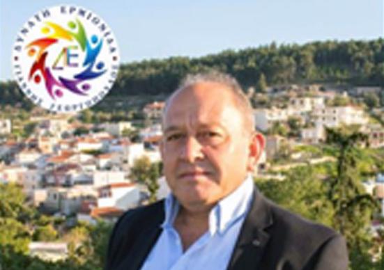 Ο Σπύρος Αντουλινάκης νέος Δημοτικός Σύμβουλος Ερμιονίδας στη θέση του παραιτηθέντος Γιώργου Φασιλή