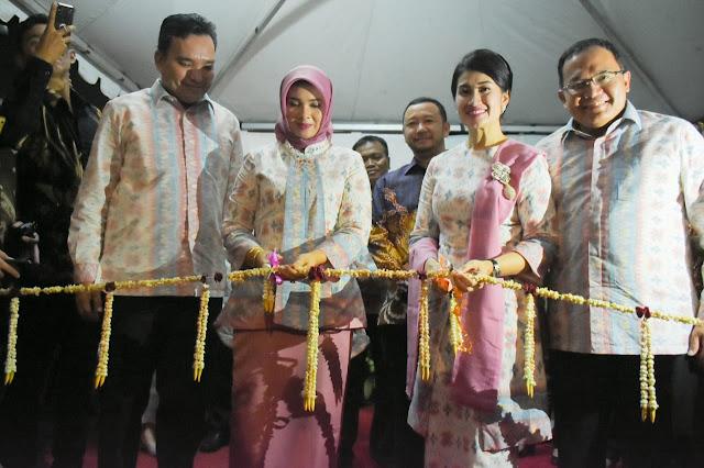 Muba Expo Momentum Dongkrak Ekonomi Rakyat