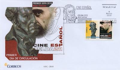 Sobre PDC dedicado al cine español y a la película Celda 211