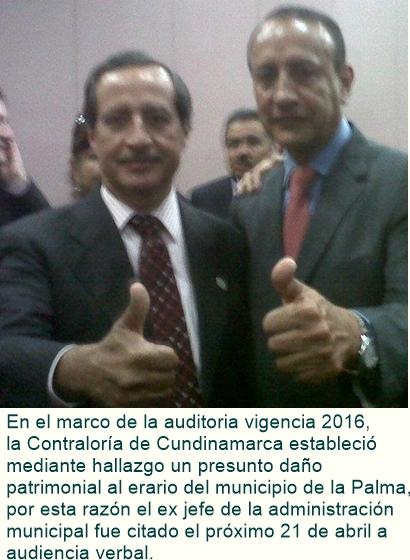 Ex alcalde de La Palma responde en juicio verbal por transferencia de presupuesto a cuentas particu