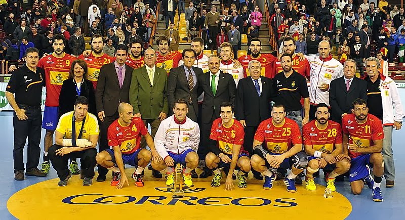 España gana Memorial Domingo Bárcenas | Mundo Handball