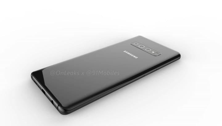 Todos los detalles del Samsung Galaxy S10