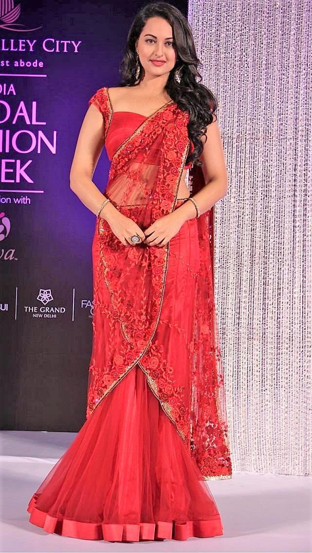 Pictures saree drape styles 12 Best