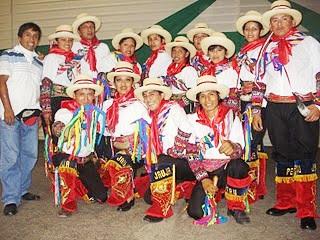 Foto de vestimenta de La Jija en jóvenes