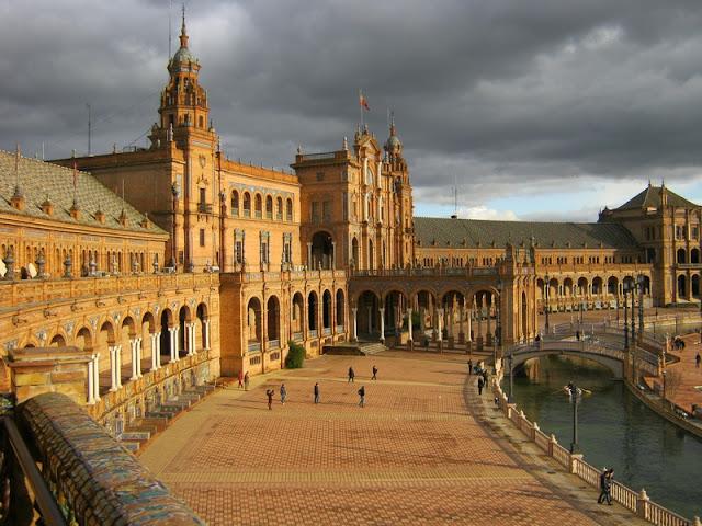 Huelva, Spain, Španělsko, Andalusie, Sevilla