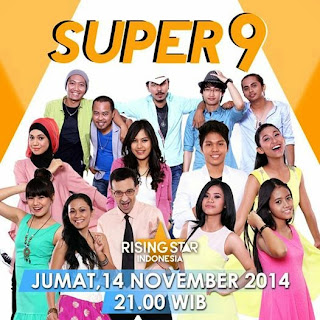 rising star indonesia super 9