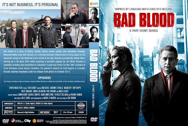 Bad Blood DVD Cover