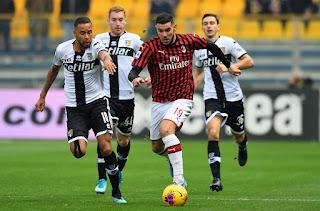 Milan vs Parma maçı şifresiz izle
