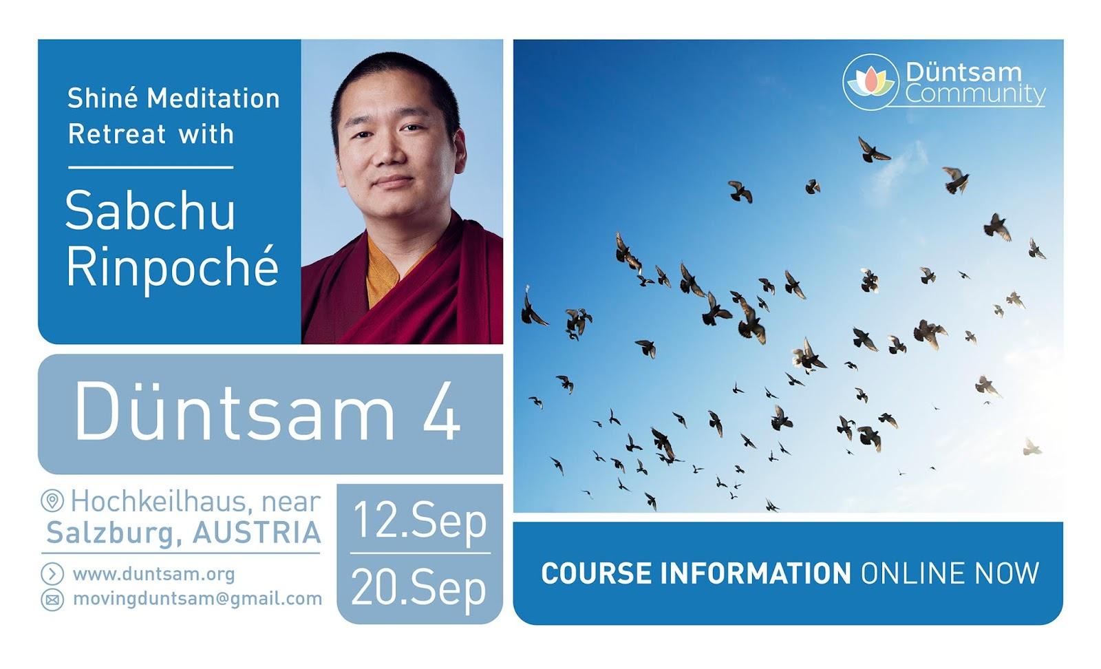 Moving Duntsam With Sabchu Rinpoche