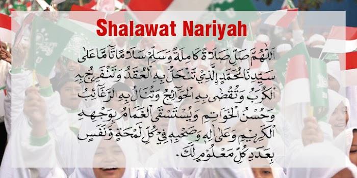 Keutamaan dan Faidah Shalawat Nariyah