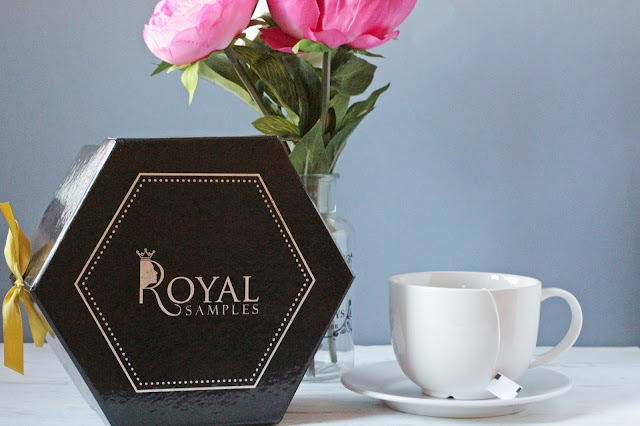 Новый сервис бьюти-коробочек Royal Samples/www.gronskaya.com