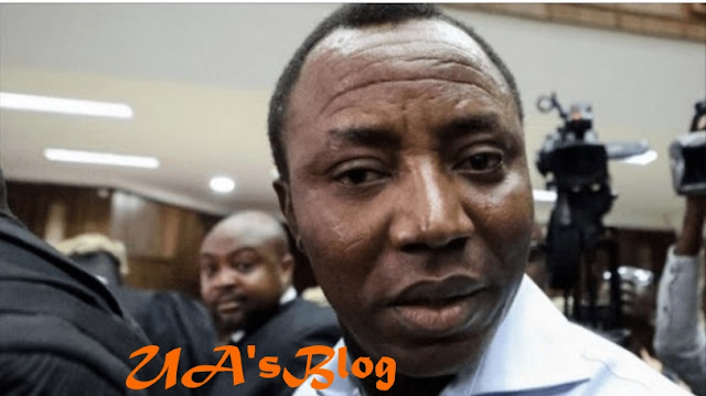 'Sahara Reporters accused me of taking bribe' — judge withdraws from Sowore's case