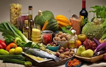 Integre a dieta mediterrânea em sua alimentação e fique saudável