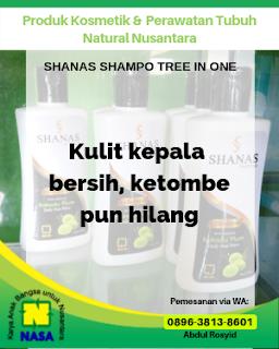 Shanas Shampo Tree In One 160ml