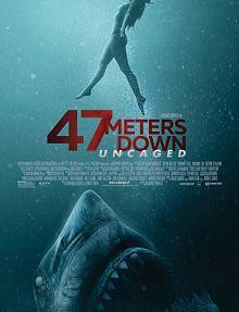 Sinopsis pemain genre Film 47 Meters Down Uncaged (2019)