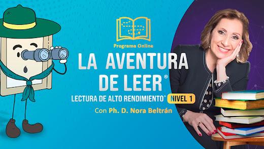 La Aventura de Leer con Nora Beltrán (PROMO)