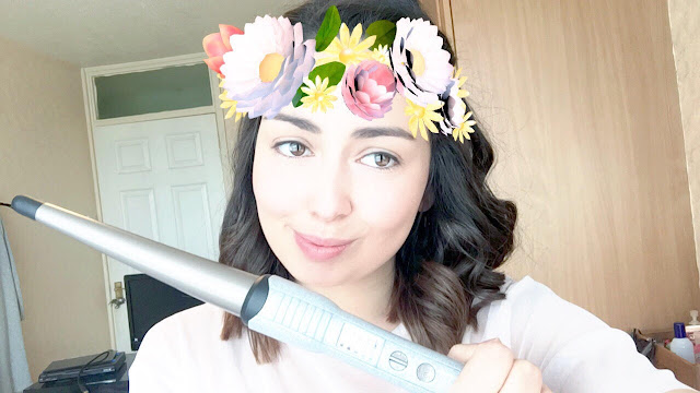 The £12.99 Curling Wand You Need | B&M