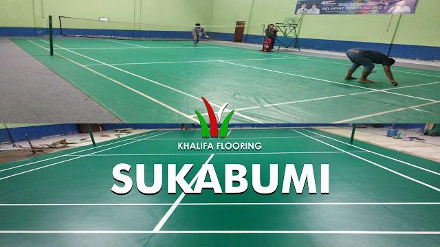 Jual Karpet Badminton Sukabumi
