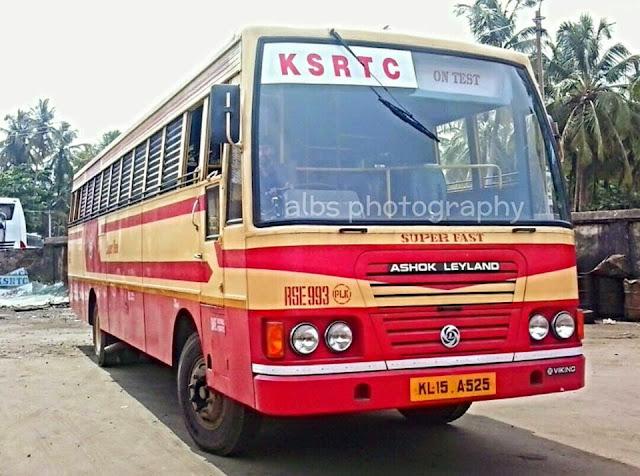 Ksrtc Super Fast Bus Service From Palakkad To Kumali Thekkady