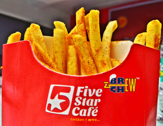 Five Star Chicken Bangalore Review