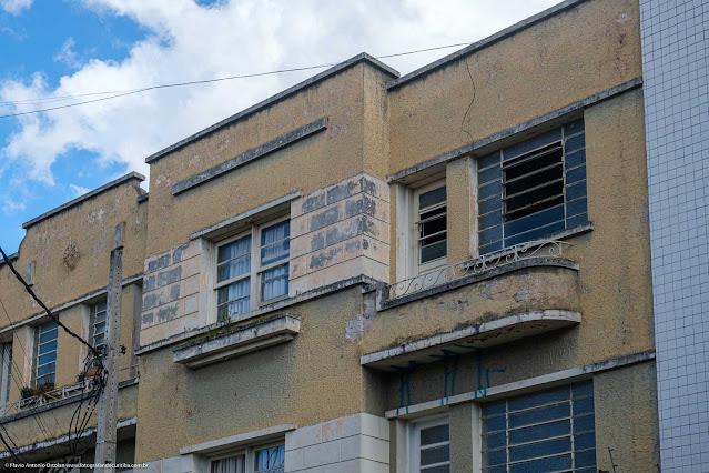 Edifício Leodoro da Silva - detalhes