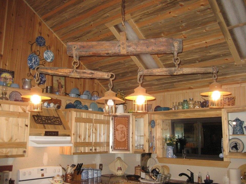 Rodeo Tales & Gypsy Trails: Brockman's WESTERN LIGHTING