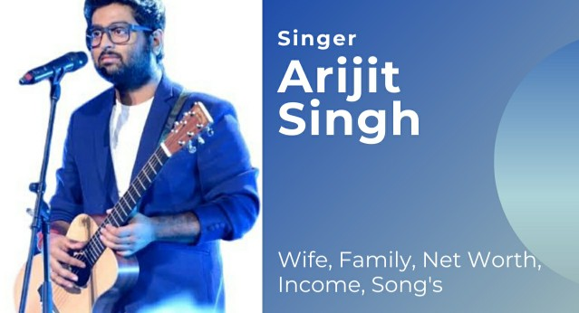Arijit Singh Wiki, Age, Net Worth, Wife, Family, Income, Biography