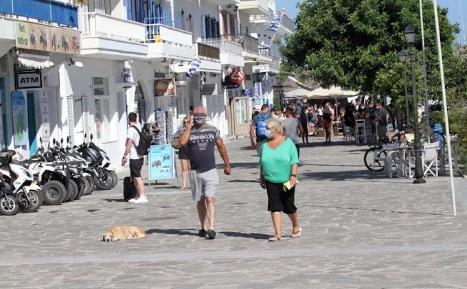 Ίος, Πάρος, Κρήτη ένα βήμα πριν το τοπικό lockdown – Συνεδριάζει η Επιτροπή