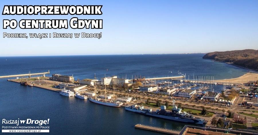 Audioprzewodnik i mapa Gdyni