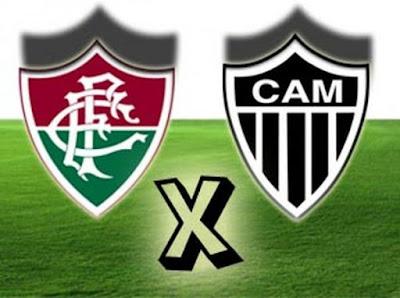 Horário do Jogo Fluminense x Atlético-MG Brasileirão da Série A - 21/08/2017
