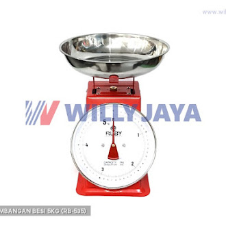 RUBY - TIMBANGAN BESI 5KG (RB-535)