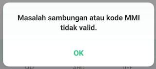 mmi tidak valid