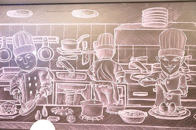 熱血採訪│台中吃到飽,公益路潘朵拉之宴平日中午自助吧吃到飽只要215元,平日經濟排餐240元起