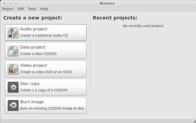 Aplikasi Linux Untuk Burn File ke CD/DVD