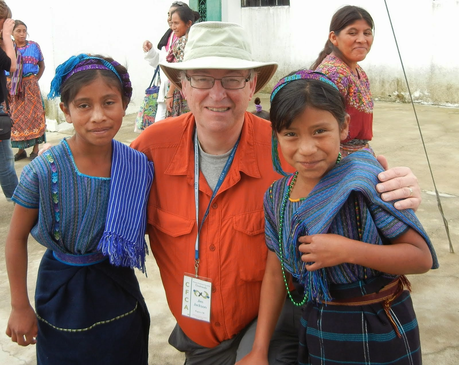 In Guatemala with Unbound