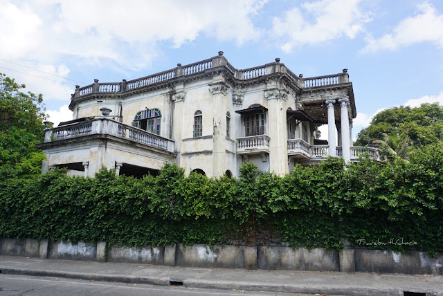 Joaquin Ledesma mansion, Iloilo