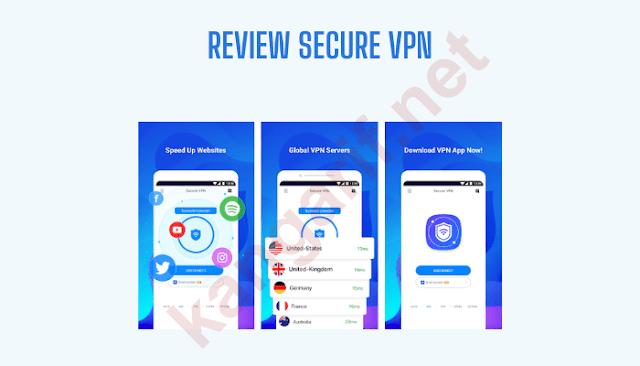 review secure vpn